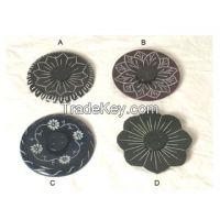 Aluminium, Brass, Iron, Steel, Incense Stick Holders