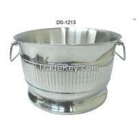 Aluminium, Brass, Iron, Steel, Party Tubs