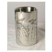 Aluminium, Brass, Iron, Steel, Bottle Chiller
