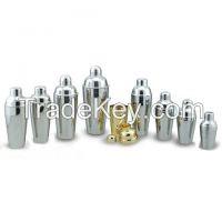 Aluminium, Brass, Iron, Steel, Bottle Shaker