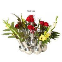 Aluminium, Brass, Iron, Steel, Flower Vases
