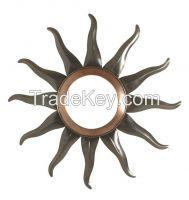 Aluminium, Brass, Iron, Steel, Wall Decor