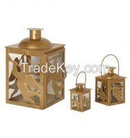 Aluminium, Brass, Iron, Steel, Lanterns