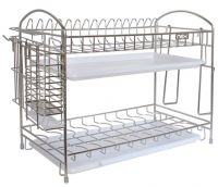 Stainless Steel Kitchen Plate Rack