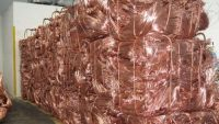 Pure Millberry Copper Scrap 99.9% for sale
