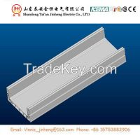 China good quality supplies PVC solid trough cable tray