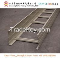 High quality plastic sprayed cable ladder trays in sizes 2m