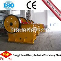 Fuwei Mining equipment Jaw Crusher