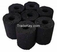 Briquette Coconut base for BBQ and Shisha Hookah Biomass coal