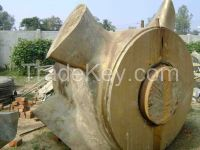 BRONZE BRASS & PROPELLER SCRAP FROM SHIPYARD BANGLADESH