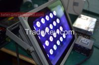 Outdoor IP65 dmx rgb led flood light warranty 3 years
