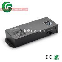 RGB RGBW dmx controller with 350W power supply inside, CE&RoHS