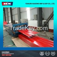 roof roll forming making machine