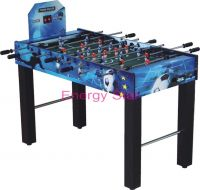 4ft Soccer Table with Electronic Scoring