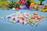Transfer Print Cloth Microfiber Print Towel