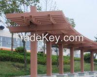 Wood/ Plastic Composite Material