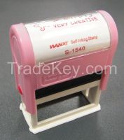 self-inking stamps S-1027 black