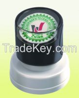 Flash stamp     WES Business Stamp       Ergonomic handle and precise