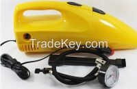 2 in 1 Car Vacuum Cleaner with Tire Inflator