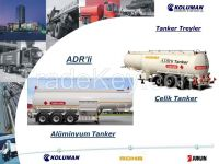 Tanker Trailer with ADR