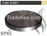 SS Tube Sheet - Heat Exchanger