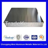 high quality loe price aluminum plate 2024 made in china