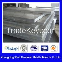 factory price aluminum plate 5083 for boat anfd marine