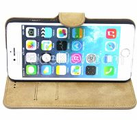 2015 Newest come out flip PU leather case for iphone 6