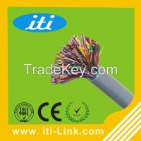 multi pairs cat3 telephone cable ethernet with cca/ccs/bare copper