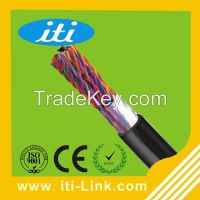 top sale self support telephone cable 0.50mm bare copper conductor