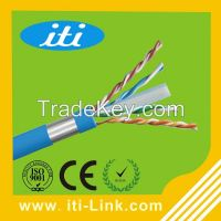 Cat6 Network Cable with High Quality 24AWG Cat6 FTP LAN Cable Network Cable