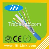 Fluke Passed FTP Cat6 LAN Cable Network FTP CAT6 Cable