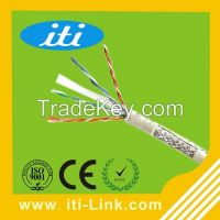 cabo de rede lan cable sftp cat6 23awg with new materials