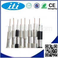 CCTV Copper CCS RG59 coaxial cable with wooden drum