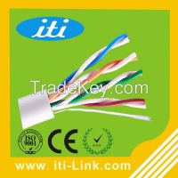 250Mhz UTP Flat CAT 5e Lan Cable Network Patch Cord