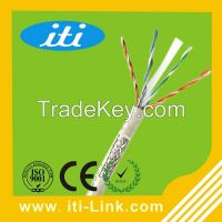 CCA Cable SFTP Cat6 with Color Box Packing sftp cat6