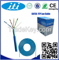 8 Number Of Conductors FTP CAT5E CABLE 24AWG 4P TWISTED CABLE