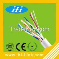 cat5e cable cat5e 2pair 4pair Copper cca UTP China utp cat5e cable