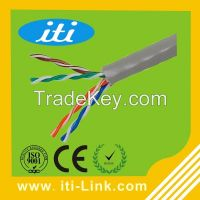 UTP CAT5E TWISTED PAIRS SOLID STRUCTURED CABLE PRODUCTS