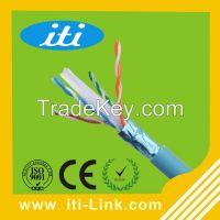 CCA 23AWG 1000ft per unit 0.58mm ftp 4 pairs cat6