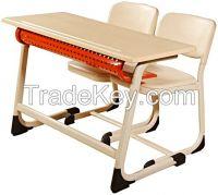Inci Double School Desk
