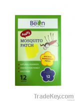 ANTI-MOSQUITO PATCH 12S