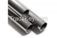 stainless steel pipes and tubes (TISCO China) Grade 304, 314, 316... Finish 2B, BA...