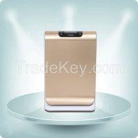 Efficient intelligent ionizer air purifier GH-8189 with HEPA filter