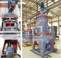 SBM SCM Super-micro Mill