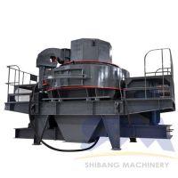 SBM-VSI crusher (Hydraulic)