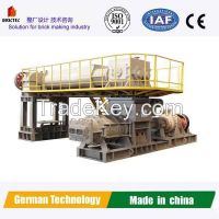 Clay brick making machine with Germany technology