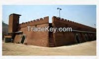 low investment hoffmann kiln