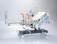 nitrocare gynaecological delivery bed