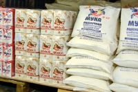Certified Russian wheat flour and cereals